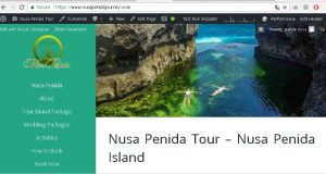 Nusa penida tour travel